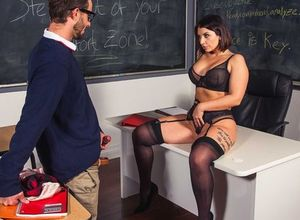 Sex with teacher in school