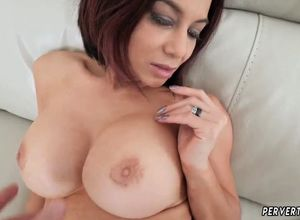 Chubby mom blowjob