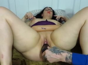 Plump mature wife