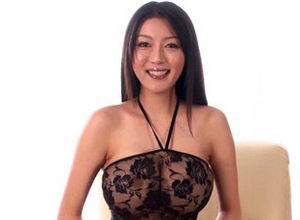 Hairy asian milf