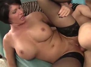 Mom and son homemade sex