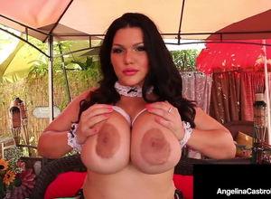 My Dirty Maid Angelina