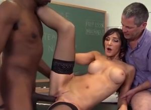 Teacher big tits