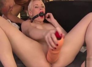 Mouth only blowjob