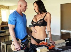 Reagan foxx johnny sins