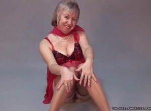Grannies flashing