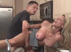 Stepmom forced fucked
