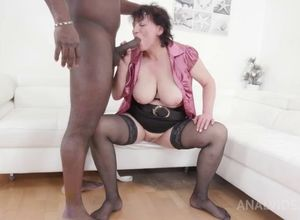 Forcing mom to fuck